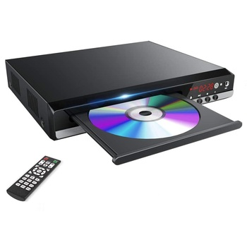 home use region free DVD cd vcd player for tv
