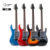 Wholesale Custom logo high quality Musical Instruments Glossy 6 strings 24 frests electro guitar electric