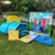 YARD Outdoor Indoor New Style Inflatable Bounce House Slide Heavy Duty Blower for Kids