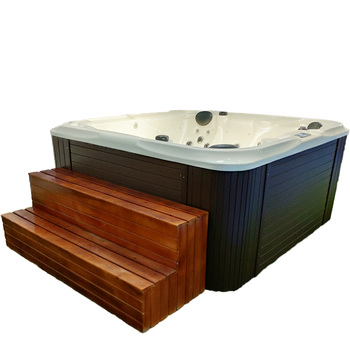 Stainless Steel frame Surfing swim spa for family with TV and speakers BG-8858