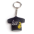 Custom Shaped metal key chain manufactur Motorcycle Keychain