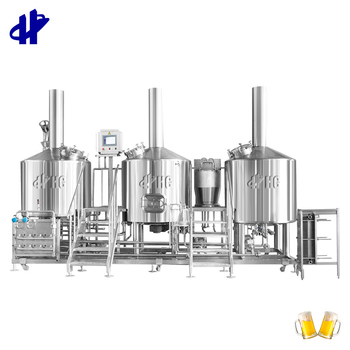 500l1000l 1500l Craft Beer brewery equipment small beer brewing for microbrewery/ small beer brewery equipment used home brew