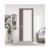 Latest Design Doors for Hotel Bedroom Modern Single Door Customized Interior Wooden Door
