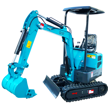 Chinese 1 Ton Hydraulic crawler mini excavator factory