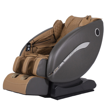 Healthcare Full Body Electric Luxury SL Track Back Shiatsu Chair Massage 3D Space Capsule Heated Zero Gravity Recliner