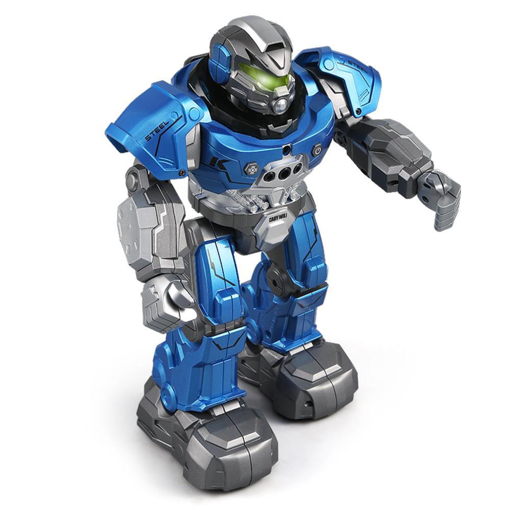 JJRC R5 Remote Control Intelligent Robot Dancing Robot Kids Brithday Toy Gift