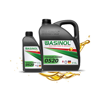Made In Germany Excellent Protection BASINOL Premium Energy 0520 Car Engine Oil