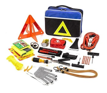 Roadside Emergency Kit For Car with Booster Cable Amazon Hot Sale