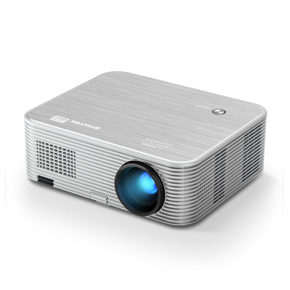 Byintek K20 Smart 20lumens Android Wifi Lcd Projector Multimedia ...