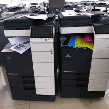 High quality for Konica Minolta Used Copiers Printers Press C654 754 Printing machines