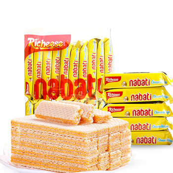 Richeese Cheese Cream Wafer biscuits 500g
