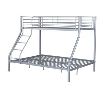 steel double decker single metal latest kid furniture cheap bunk bed home for children bedroom furniture loft designs frame sale
