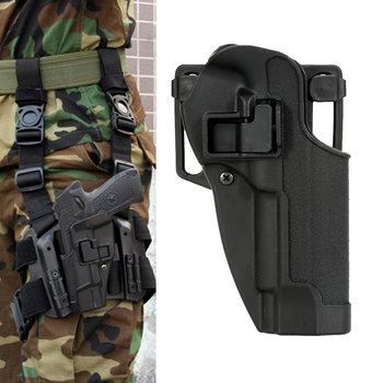 Tactical Waist Pistol Holster Tactical Advanced Universal Gun Holster