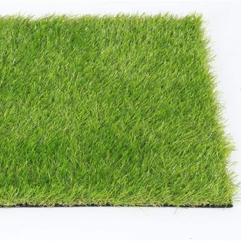 "Outdoor Indoor Synthetic Lawn Rug Green Natural Realistic Looking Garden Faux Turf for Dogs Pets 30mm Pile Height (24""*18"")"