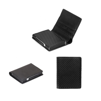 high quality card holder wallet case leather travel wallet and credit card holder for women
