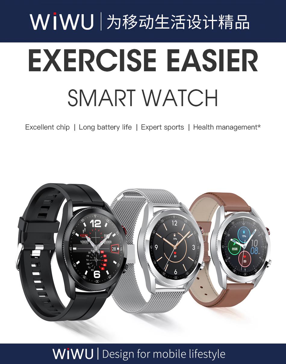 WiWU Smart Watch SW02