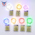 Christmas Decoration 3AA Battery Pack Copper Wire Warm White LED Light Strand