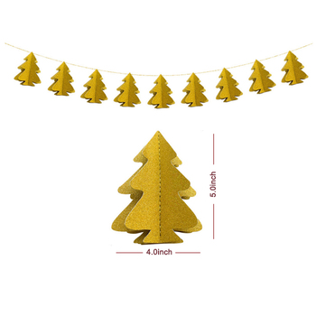 New Design popular Products Merry Christmas Balloon Party decoration Set with Christmas tree creative banner