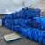 recycling plastic HDPE film bottle flakes granule scrap