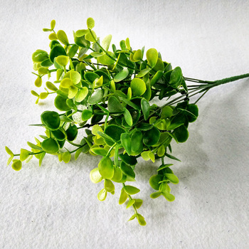 Money Simulated Flowers Grasses artificial leaf for home Decorating