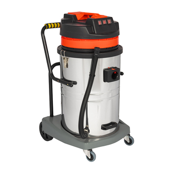 Hot 70-100L wet and dry factory warehouse tile floor concrete floor industrial vacuum cleaner cleaning equipment