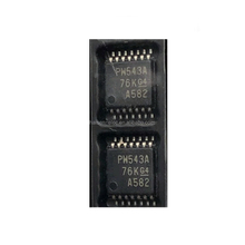HAISEN TCA9543A Bus Switch 2 <strong>x</strong> <strong>1</strong>:2 Integrated Circuit TSSOP14 TCA9543 TSSOP-14 IC CHIP TCA9543APWR