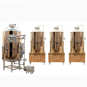Turnkey 1000l beer brewing equipment price equipment to brew your own beer 100l 500l 1000l beer brewing equipment