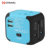 Hot electronic gift items usb universal adapter wholesale tourist souvenir gift