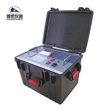 HV Transformer dielectric loss tester dissipation tangent factor ust gst method capacitance tan delta tester