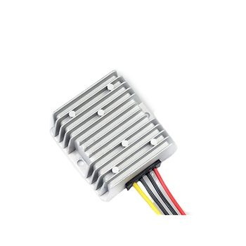 Professional authority DC to DC boost converter 8A 110W 12v to 13.8v dc transformer for car