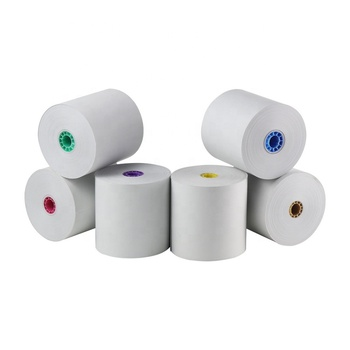 OEM Logo BPA Free Thermal Till Rolls 80x70mm Thermal POS Paper Roll Manufacturer in China