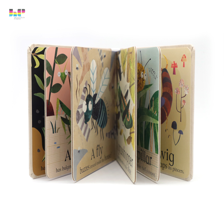 Printing,coloring glossy art paper cartoon cards books printing on demands for kids,cartoon cards books printing