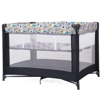 Travel Cot Playpen Baby Playard Bed Top Quality Baby Playpen Travel Kids Playpen Baby Crib Metal Foldable Modern FOB Ningbo