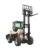 Off Road Telescopic 3 Ton Diesel Forklift With Four Wheel Drive