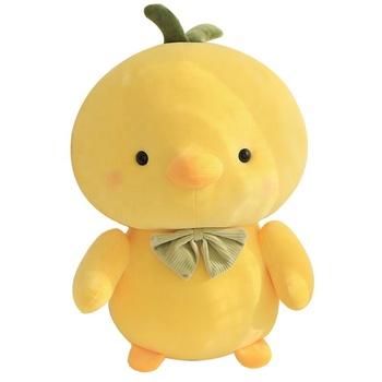 Yellow Chick Soft Toy Cute Stuffed Animal To Stuff Plush Toy Adorable Soft Chick Plushies Stuff Toy Fluffy and Gifts