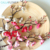 Chinese Plum Blossom Simulated Cherry Blossom Artificial Flowers For Home Decoration