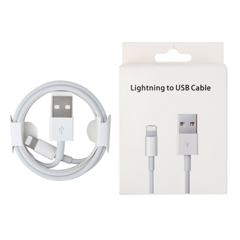 USB Cable For iPhone 12 2A Fast Charging USB Data Cable For iPhone Charger Cable For lighting