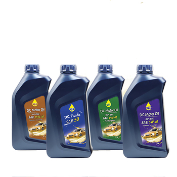 SAE 5W 40 Fully Synthetic Automotive Engine Oil