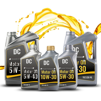 Oil-Processing Plant High Demand Extended Performance Automotive Lubricant 5w30 5W40 0W40 10W30 Car Diesel Motor Engine Oil