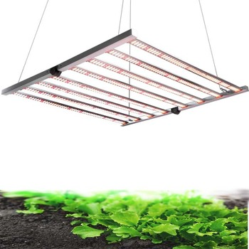 Trade assurance authorized de double ended ceramic metal halide grow light bulb lamp 600w 640w led grow light housing