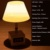 Christmas Portable LED USB Remote  Control Living Room Table Night Lamp