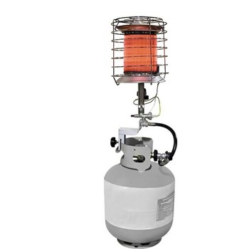50000BTU 14.5KW Gas Propane Tank Top Space Heater With Anti-tip Device
