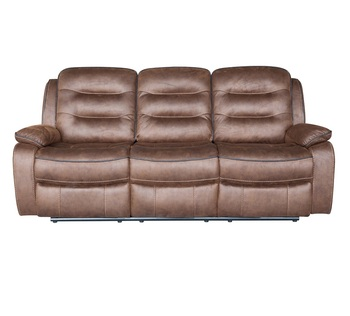 Comfortable and soft leather power reclining Sofa For the family