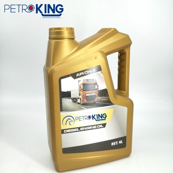 PETROKING lubricant grease oil price CF-4 diesel engine oil 20w-50 4L 5L