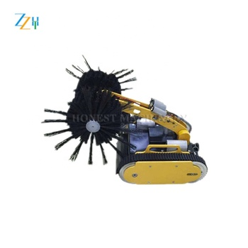 High Quality Robotic Duct Cleaning Equipment / Industrial Cleaning Robot / Duct Cleaning Robot