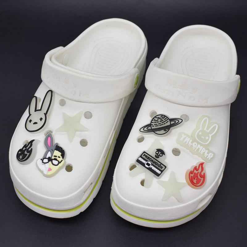 Bad Bunny shoe charm