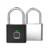 Warehouse cloud control fingerprint padlock smart padlock fingerprint