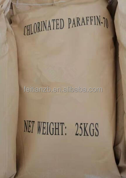 PVC pipes chlorinated paraffin 70 cpw plasticizer
