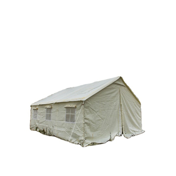 waterproof white cotton canvas frame tent outdoor camping party tent winter hunting stove america custom made military tent