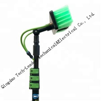 Multifunction Water Fed Poles for High Rise Window Cleaning Equipment